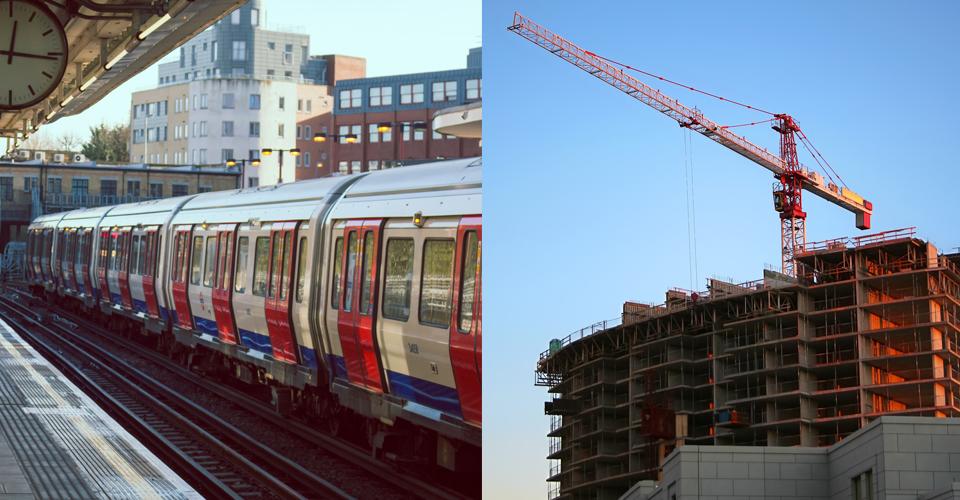 Trains - Construction